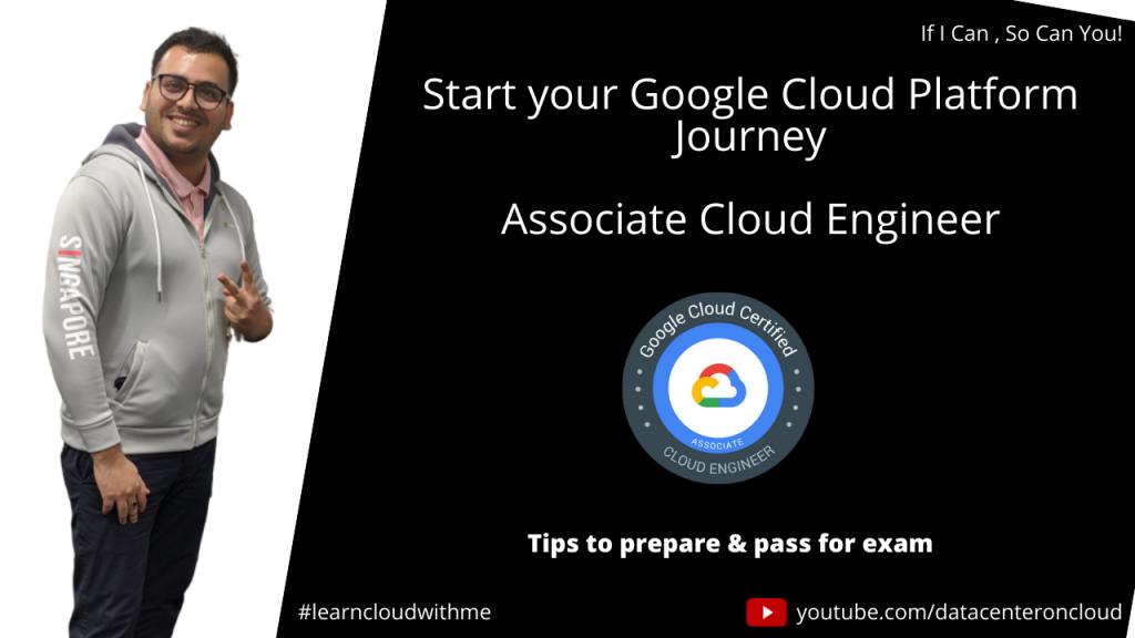 Google Cloud Associate Enginerr Certification