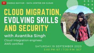 Live Session On Cloud Migration with Avantika Singh