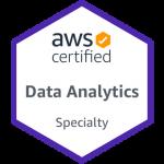 Chirag Nayyar AWS-DataAnalytics-Specialty-2021